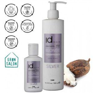 Balsam pentru par blond Silver ElementsXclusive este conceput special pentru ingrijirea parului blond. Ofera hidratare si stralucire parului.