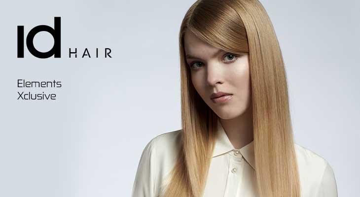 gama Elements Xclusive - Produse de păr de lux pentru orice nevoie. Seria de păr constă din produse de îngrijire și coafare - și toate sunt fără parabeni!