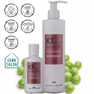 Long Hair balsam pentru par lung-extensii Elements Xclusive este conceput special pentru ingrijirea si protectia optima a parului lung/extensiilor.