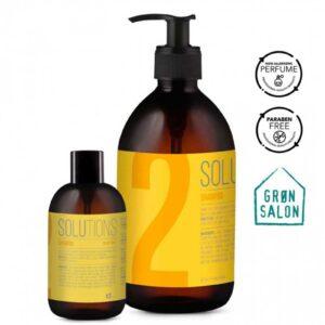 Sampon pentru matreata uscata si scalp iritat Solutions No.2 este eficient in combaretea matretii uscate, a ciupercilor si a mancarimilor.