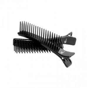 Set Clipsuri Asistenta IdHAIR 2 bucati este clipsul care ține rapid și ușor părul acolo unde doriți - fără încurcături și fără a deteriora coafura.
