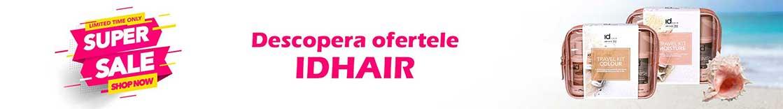 oferte speciale IdHair-shop   sampon, balsam, tratament, produse de ingrijire, styling, pentru afectiunile scalpului